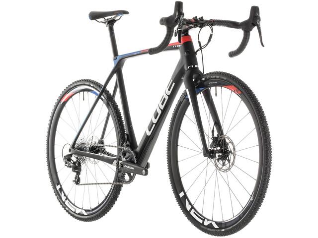 Cube Cross Race C:62 SL Cyclocross sort (2019) | Cross-cykler